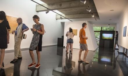 """Sorin Scurtulescu """"Movement of Light"""" @ Galeria JECZA, Timișoara"""