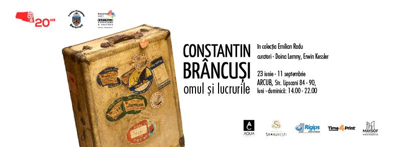 Constantin Brâncuși: omul și lucrurile @ ARCUB