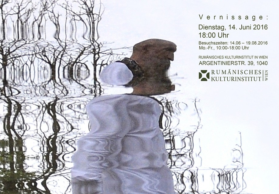 """Expoziţia """"Mirroring"""" a artistului Valeriu Mladin la Galeria ICR Viena"""