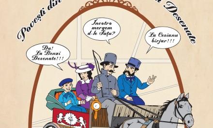 SALON BD Povești din București în Benzi Desenate, ediția a III-a
