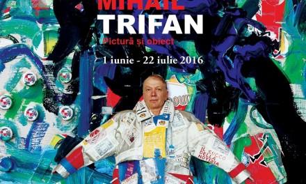 Expoziție retrospectivă Mihail Trifan @ Muzeul de Artă Craiova