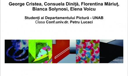 """Expoziția """"STRATURI / LAYERS"""" @ UNAgaleria, București"""