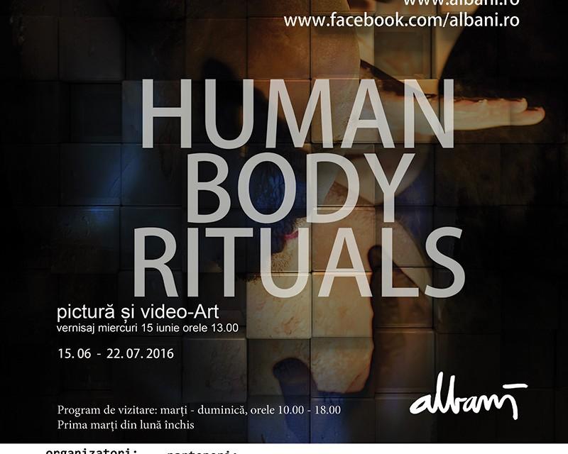 "Anca Albani ""Human Body Rituals"" @ Muzeul Național Brukenthal, Sibiu"