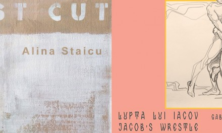 "Gabriel Marian ""Jacob's Wrestle"" și Alina Staicu ""First Cut"" @ Atelier 4, Cluj-Napoca"