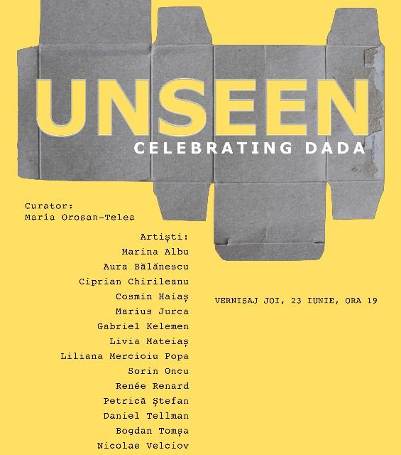 """Expoziţia """"Unseen"""" @ Galeria Helios din Timişoara"""