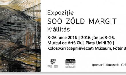 Expoziție Soó Zöld Margit @ Muzeul de Artă Cluj