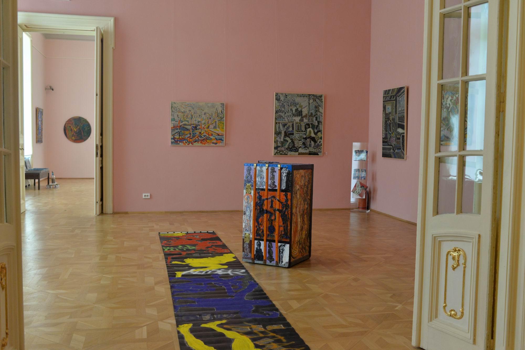 Mihail Trifan - Muzeul de Arta Craiova  LM_0014