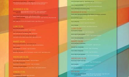 Începe Festivalul Filmului Evreiesc București, ediția a șasea – 11-17 iunie, la MNȚR și Cinemateca Eforie