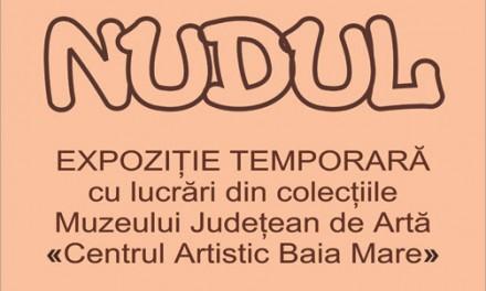 """""""Nudul"""" @ Muzeul Județean de Artă «Centrul Artistic Baia Mare»"""