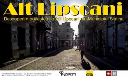 Alt Lipscani @ Muzeul Municipiului București