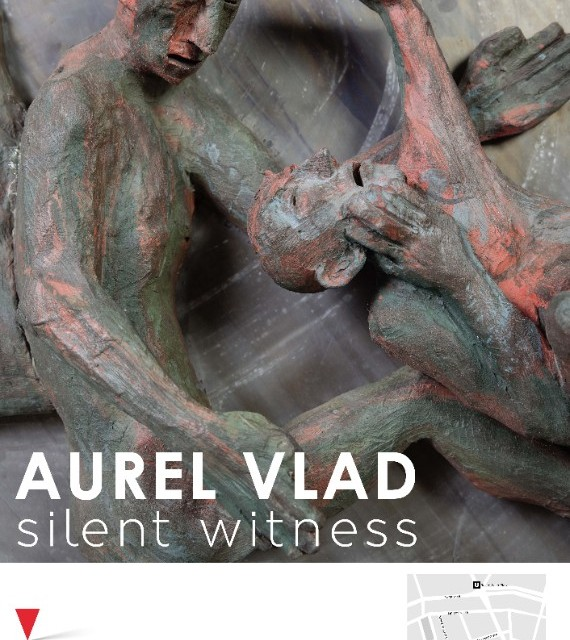 "Aurel Vlad, ""Silent Witness"" @ Anaid Art Gallery, Berlin"