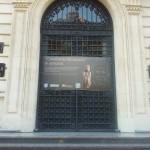 Arhitectură și sculptură la Banca Națională a României