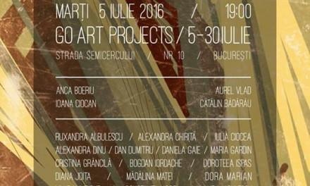 DEADLINE 24H @ Go Art Projects, București