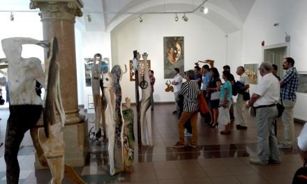 """Zamfira Bîrzu, Gabriela Drinceanu şi Mihai Pamfil """"Omul între imanent şi transcendent"""" @  Galeria de Artă Contemporană, MUZEUL NAŢIONAL BRUKENTHAL, Sibiu"""