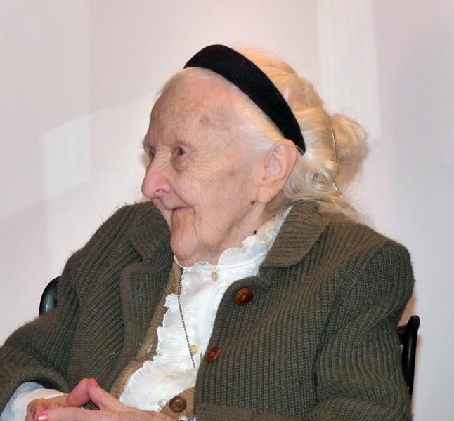 S-a stins din viață Medi Wechsler Dinu (1909-2016)