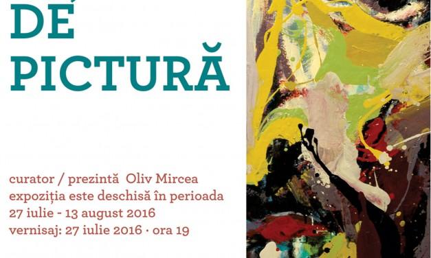 """Radu Florea """"Sebastian,Văzut și Nevăzut"""" @ Elite Art Gallery, București"""
