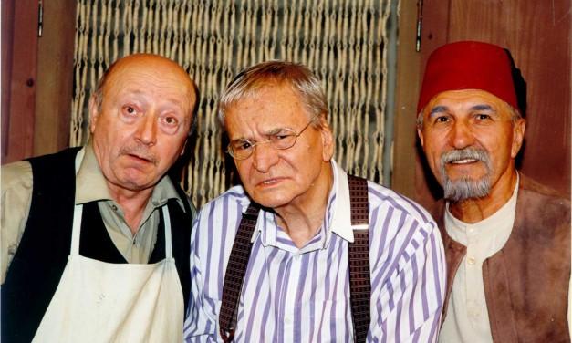 Sâmbată, Maestrul Radu Beligan – pentru ultima oară la Teatrul Național din București!