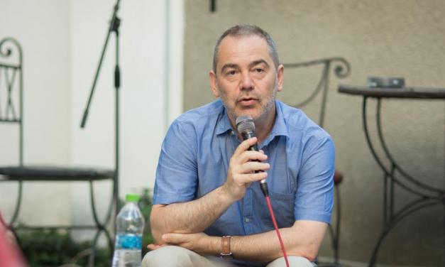 Vlad Alexandrescu începe o dezbatere care are ca finalitate un statut al artistului