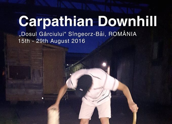 Carpathian Downhill @ ArtForest