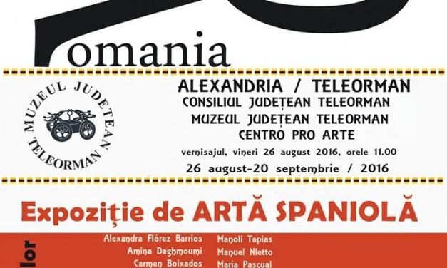 Expozitie de arta spaniola @ Alexandria
