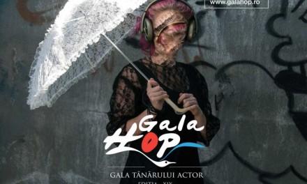 Gala Tânărului Actor HOP prezintă: AGENŢIA HOP şi REVISTA THESPIS