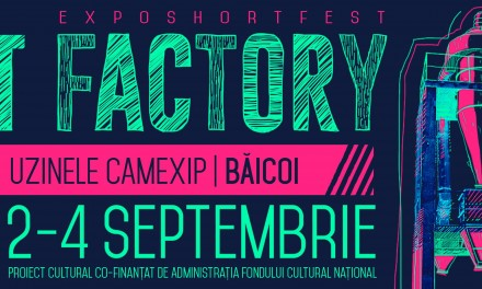 Festivalul de artă contemporană Art Factory @ Uzinele CAMEXIP din orașul Băicoi