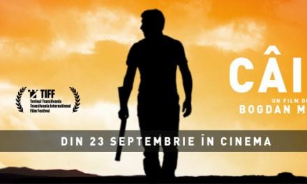 """""""Câini"""", thriller românesc"""