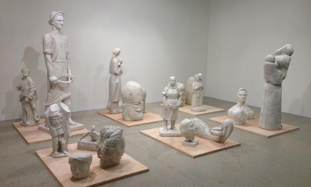 Despre marionete şi oameni – expoziție personală Ciprian Mureşan, în Polonia