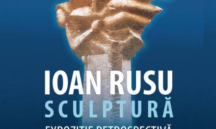 Ioan Rusu. Expoziție retrospectivă de sculptură @ Muzeul de Artă Cluj-Napoca
