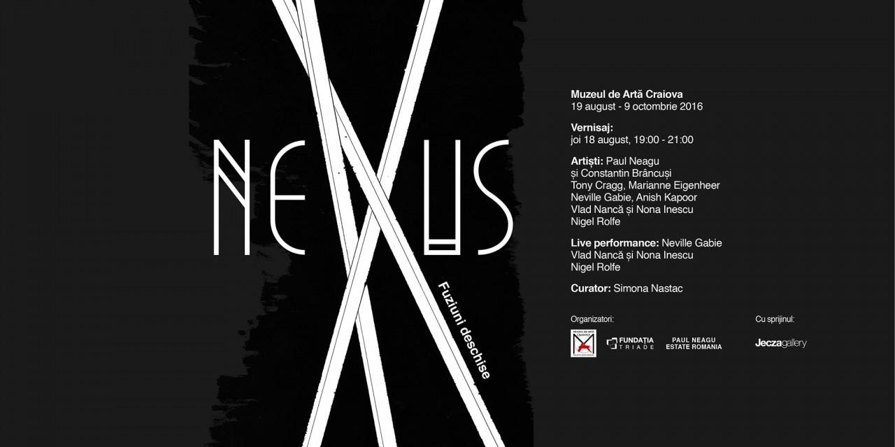 NeXus: Fuziuni deschise @ Muzeul de Artă Craiova