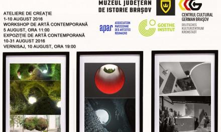 RAC– 2016 Rezidenţe de artă contemporană @ Bastionul Graft, Brașov