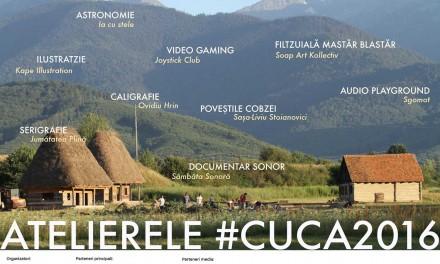 Începe doua ediție a evenimentului independent bienal CUCA