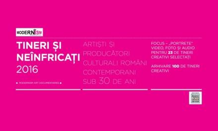 Tineri și neînfricați: artiști și producători culturali români contemporani sub 30 de ani