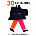 Prima ediția a Nopții Albe a Galeriilor la Iași