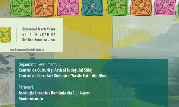 Simpozionul Arta în Gradină – editia V @ Jibou