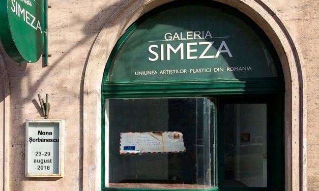 """Nona Șerbănescu """"Scrisori pentru Alep. Acest război trebuie să înceteze!"""" @ Arta la fereastră – Galeria Simeza, București"""