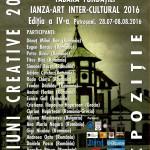 """Tabăra Internaţională de Artă Plastică """"Viziuni creative"""""""