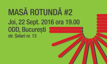 Fete cu idei [Băieți și picturi] @ ODD, Bucureşti