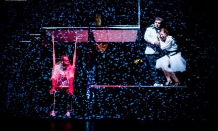 iHamlet, spectacol de teatru multimedia @ Teatrul Excelsior din Bucureşti