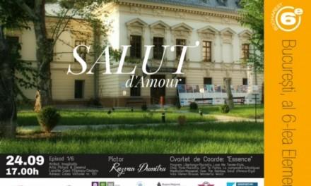 Eveniment București al 6 lea Element. Episodul 1
