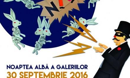 Noapte Albă a Galeriilor – pentru prima dată la Iași