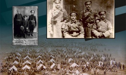 """Expoziția """"Basarabia în perioada Primului Război Mondial"""" @ Centrul de Istorie și Cultură Militară al Ministerului Apărării al Republicii Moldova"""