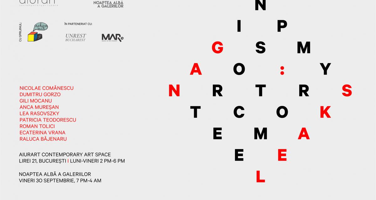 Aiurart NAG Introspect: Memory Leaks @ Aiurart Contemporary Art Space, București