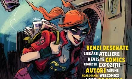 Bucuresti ComicsFest 2016
