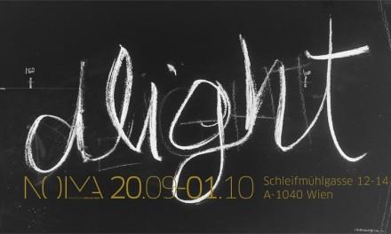 """Grupul NOIMA, """"dLIGHT lumen – lumina – lume"""" @ Schleifmühlgasse 12-14 Gallery, Viena"""