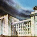 Omagierea arhitectului Duiliu Marcu la ICR Lisabona