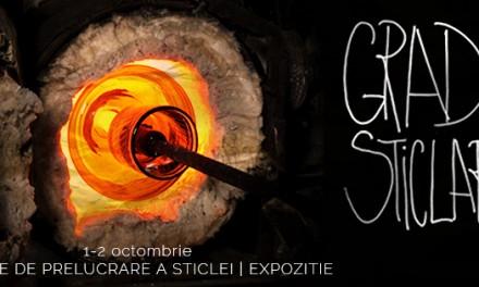 Grădina Sticlarilor 2 – Ateliere de prelucrare a Sticlei și Expoziție