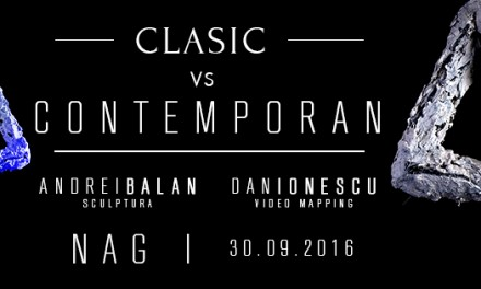 Clasic vs Contemporan – Grădina Sticlarilor în Noaptea Albă a Galeriilor