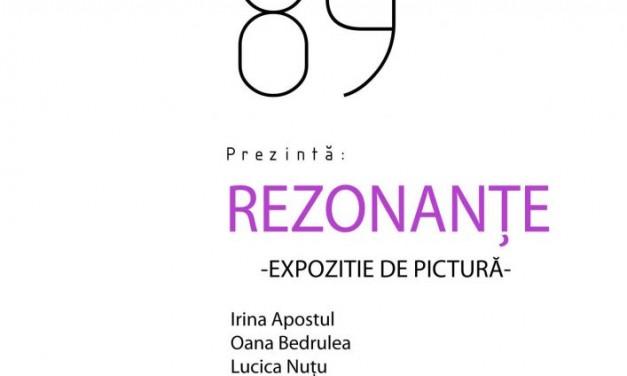"""Grup '89, """"Rezonanțe"""" @ Galeria de Artă Cupola din Iași"""