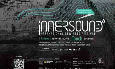 InnerSound New Arts Festival, editia a 4-a